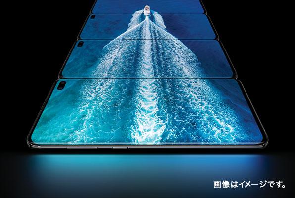 Galaxy S10/S10+ デザイン