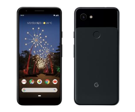 ドコモ 新機種 2019 夏 Google Pixel3a